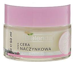 Voňavky, Parfémy, kozmetika Denný krém proti vráskam pre suchú pokožku - Bielenda Capillary Skin Anti-Redness Face Cream