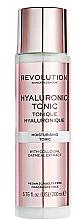 Voňavky, Parfémy, kozmetika Hydratačné tonikum - Revolution Skincare Moisturising Tonic Hyaluronic Acid