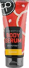 Voňavky, Parfémy, kozmetika Sérum na chudnutie s vôňou grapefruitu a zázvoru - Cosmepick Body Serum Grapefruit