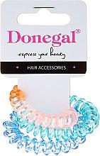 Voňavky, Parfémy, kozmetika Gumičky do vlasov, FA-5587, 3 ks, variácia 1 - Donegal