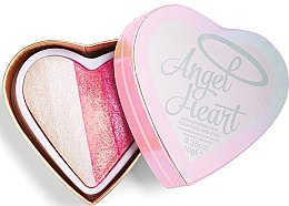 Voňavky, Parfémy, kozmetika Paleta rozjasňovačov - I Heart Revolution Angel Heart