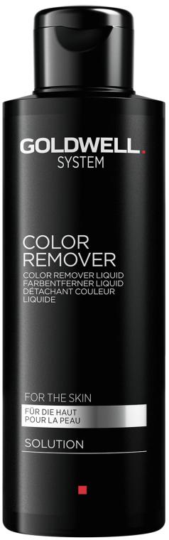Lotion na odstranenie farby s pokožky hlavy - Goldwell System Color Remover Skin
