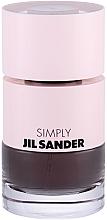 Voňavky, Parfémy, kozmetika Jil Sander Simply Poudree Intense - Parfumovaná voda