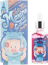 Voňavky, Parfémy, kozmetika Pleťové sérum na báze morského kolagénu - Elizavecca Hell Pore Marine Collagen Ample 95%