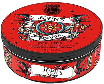 Pomáda na vlasy - Lavish Care John's Pomade For Kids — Obrázky N2