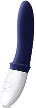 Voňavky, Parfémy, kozmetika Prístroj na masáž prostáty - Lelo Billy 2 Deep Blue Luxury Rechargeable Massager