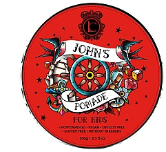 Pomáda na vlasy - Lavish Care John's Pomade For Kids — Obrázky N1