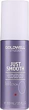 Voňavky, Parfémy, kozmetika Sérum na tepelné vyrovnávanie - Goldwell Style Sign Just Smooth Sleek Perfection Thermal Spray Serum