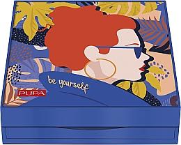 Voňavky, Parfémy, kozmetika Paleta na líčenie Buď sama sebou - Pupa Pupart M Be Yourself