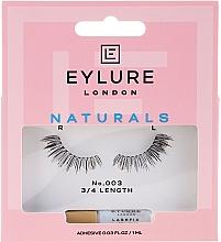 Voňavky, Parfémy, kozmetika Falošné riasy №003 - Eylure Pre-Glued Accents Lash