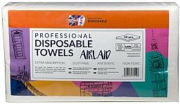 Voňavky, Parfémy, kozmetika Jednorazové uteráky, 50 ks - Ronney Professional Disposable Towels Airlaid