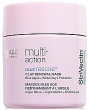 Voňavky, Parfémy, kozmetika Regeneračná hlinená maska na tvár - StriVectin Multi-Action Blue Rescue Clay Renewal Mask