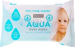 Voňavky, Parfémy, kozmetika Hydratačné detské obrúsky - Beauty Formulas Aqua Baby Wipes