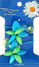 Voňavky, Parfémy, kozmetika Gumy na vlasy 2 ks, kvety a gule, 21497 - Top Choice