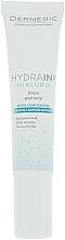 Voňavky, Parfémy, kozmetika Očný krém - Dermedic Hydrain 3 Hialuro Eye Cream
