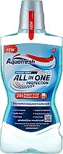 Voňavky, Parfémy, kozmetika Ústna voda - Aquafresh All In One Protection