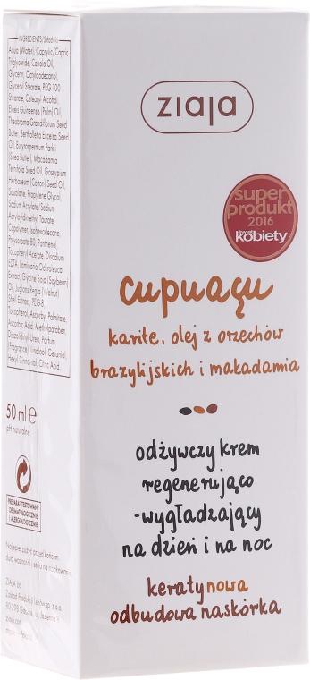 Výživný krém pre tvár - Ziaja Cupuacu Nourishing Face Cream