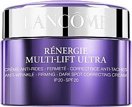 Voňavky, Parfémy, kozmetika Protistarnúci krém na tvár - Lancome Renergie Multi-Lift Ultra Cream SPF20