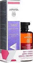 Voňavky, Parfémy, kozmetika Sada - Apivita Tonic (hair/lot/150mll + shm/250ml)