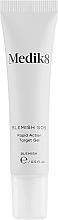Voňavky, Parfémy, kozmetika Rýchlo pôsobiaci gél proti akné - Medik8 Blemish SOS Rapid Action Target Gel