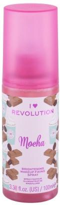 Fixačný sprej na make-up - I Heart Revolution Fixing Spray Mocha — Obrázky N1