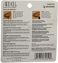 Voňavky, Parfémy, kozmetika Aplikátor pre falošné riasy - Ardell Dual Lash Applicator