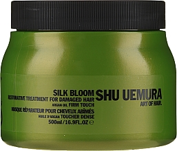 Voňavky, Parfémy, kozmetika Maska na regeneráciu poškodených vlasov - Shu Uemura Art Of Hair Silk Bloom Restorative Treatment