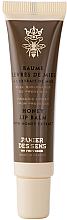 Voňavky, Parfémy, kozmetika Balzam na pery Med - Panier Des Sens Regenerative Honey Lip Balm