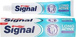 Voňavky, Parfémy, kozmetika Zubná pasta s mikrogranulátmi - Signal Long Active Intensive Cleaning