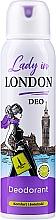 Voňavky, Parfémy, kozmetika Deodorant - Lady In London Deodorant