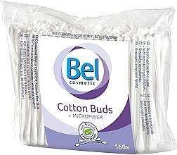 Voňavky, Parfémy, kozmetika Vatové tyčinky s mikrovláknom - Bel Cotton Buds