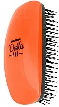 Voňavky, Parfémy, kozmetika Masážna kefa na vlasy, oranžová - Beter Deslia Pro