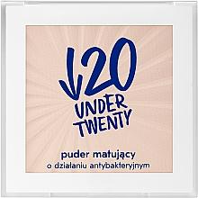 Voňavky, Parfémy, kozmetika Púder na tvár - Under Twenty Powder