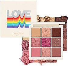 Voňavky, Parfémy, kozmetika Paleta očných tieňov - Holika Holika Love Who You Are Love Shadow Palette