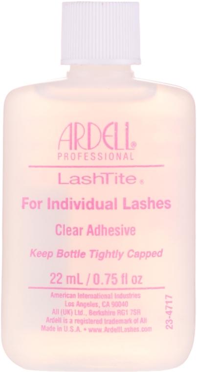 Transparentné lepidlo na riasy - Ardell LashTite Adhesive Clear