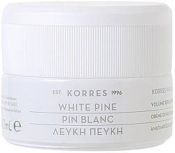 Voňavky, Parfémy, kozmetika Nočný krém na korekciu hlbokých vrások - Korres White Pine
