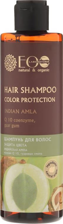 """Šampón """"Ochrana farby"""" pre farbené vlasy - ECO Laboratorie Color Protection Hair Shampoo"""