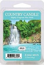Voňavky, Parfémy, kozmetika Vosk pre aromatickú lampu - Kringle Kringle Candle Wax Melt Fiji