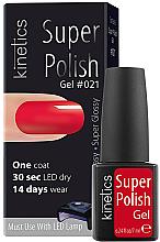 Voňavky, Parfémy, kozmetika Jednofázový gél lak na nechty - Kinetics Super Polish