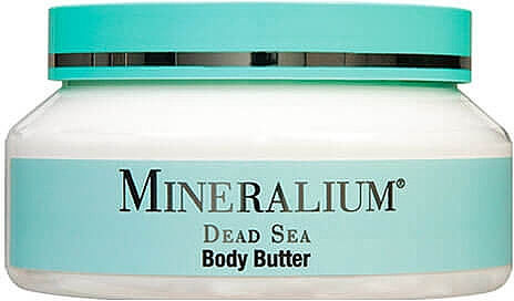 Krémové maslo na telo - Minerallium Mineral Therapy Body Butter
