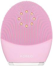 Voňavky, Parfémy, kozmetika Inteligentná kefa na čistenie a komplexnú masáž tváre pre normálnu pokožku - Foreo Luna 3 Plus Cleansing Brush For Normal Skin