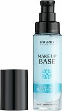 Voňavky, Parfémy, kozmetika Zvlhčujúci make-up základ - Ingrid Cosmetics Make-up Base Long-Lasting Moisturizing & Rejuvenating