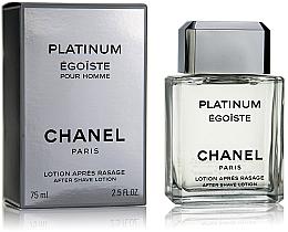 Voňavky, Parfémy, kozmetika Chanel Egoiste Platinum - Mlieko po holení
