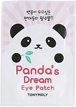 Voňavky, Parfémy, kozmetika Maska pre pleť okolo očí - Tony Moly Pandas Dream Eye Patch