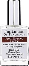 Voňavky, Parfémy, kozmetika Demeter Fragrance The Library of Fragrance Fresh Brewed Coffee Pick-Me-Up Cologne Spray - Kolínska voda