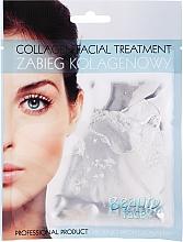 Voňavky, Parfémy, kozmetika Kolagénová maska s perlovým extraktom - Beauty Face Collagen Hydrogel Mask