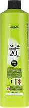 Voňavky, Parfémy, kozmetika Oxidant - L'oreal Professionnel Inoa Oxydant 6% 20 vol. Mix 1+1