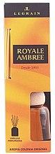 Voňavky, Parfémy, kozmetika Legrain Royale Ambree - Rozptyľovač arómy