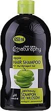 """Voňavky, Parfémy, kozmetika Šampón na suché a poškodené vlasy """"Jablko"""" - Bluxcosmetics Naturaphy Apple Hair Shampoo"""