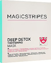Voňavky, Parfémy, kozmetika Detoxikačná maska na hĺboké čistenie pleti - Magicstripes Deep Detox Tightening Mask
